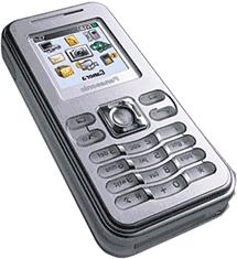 foto del cellulare Panasonic X100