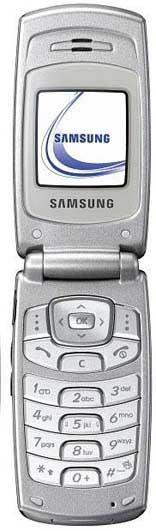 foto del cellulare Samsung X150