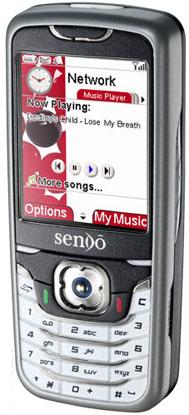 foto del cellulare Sendo X2