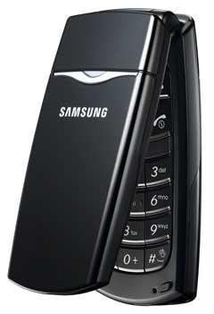 foto del cellulare Samsung X210