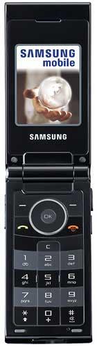 foto del cellulare Samsung X520