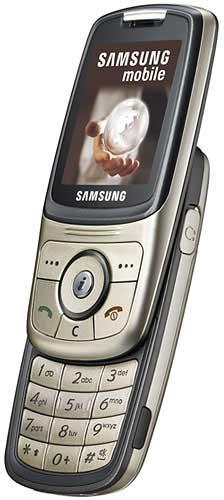 foto del cellulare Samsung X530