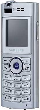 foto del cellulare Samsung X610