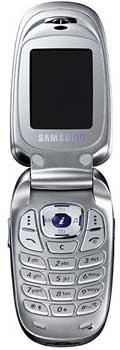 foto del cellulare Samsung X640