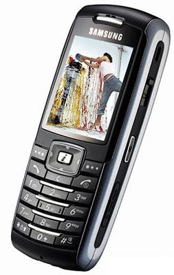 foto del cellulare Samsung X700