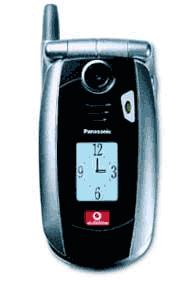 foto del cellulare Panasonic X701