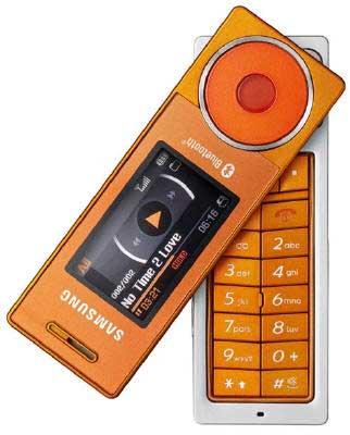 foto del cellulare Samsung X830