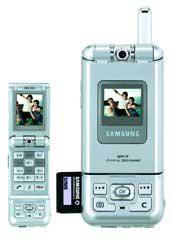 foto del cellulare Samsung X910
