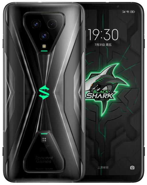 Photo Xiaomi Black Shark 3S