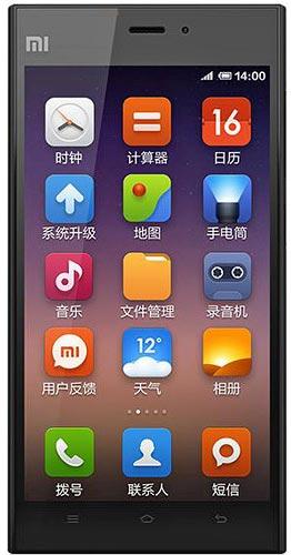 foto del cellulare Xiaomi Mi 3