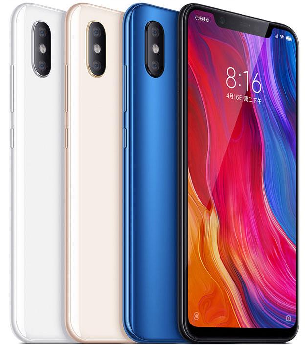 Photo Xiaomi Mi 8