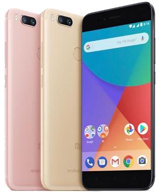 foto del cellulare Xiaomi Mi A1