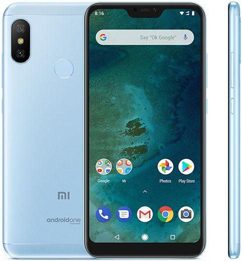 foto del cellulare Xiaomi Mi A2 Lite (Redmi 6 Pro)