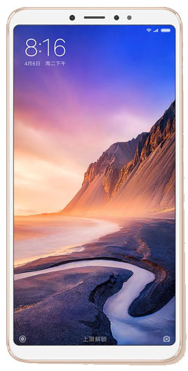 foto del cellulare Xiaomi Mi Max 3