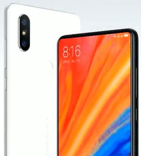 foto del cellulare Xiaomi Mi Mix 2s