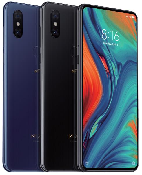 Photo Xiaomi Mi Mix 3 5G