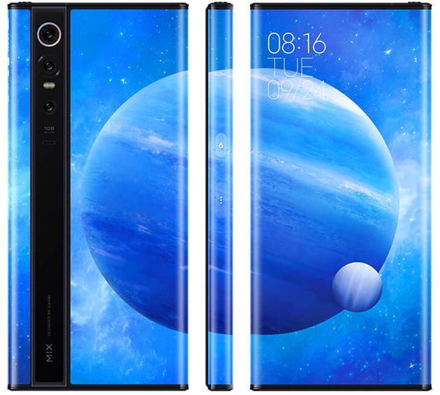 foto del cellulare Xiaomi Mi Mix Alpha
