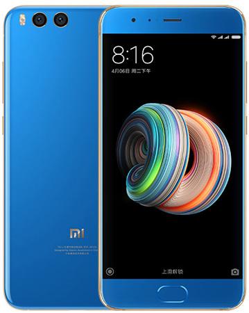 foto del cellulare Xiaomi Mi Note 3