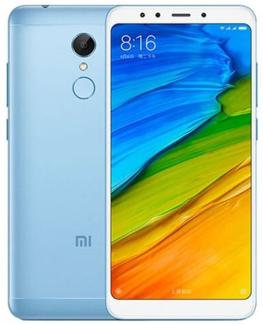 foto del cellulare Xiaomi Redmi 5 Plus (Redmi Note 5)