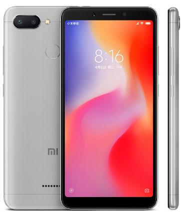 foto del cellulare Xiaomi Redmi 6