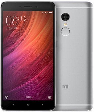 smartphone Xiaomi Redmi Note 4
