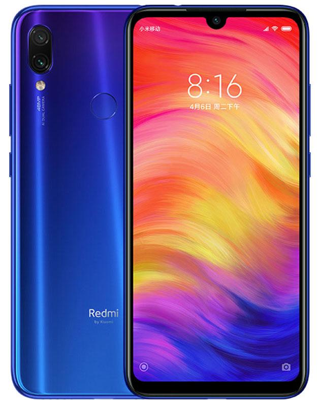 foto del cellulare Xiaomi Redmi Note 7