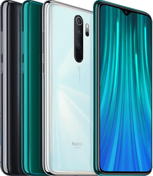 foto del cellulare Xiaomi Redmi Note 8 Pro