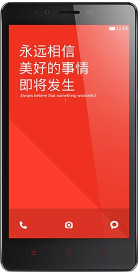 foto del cellulare Xiaomi Redmi Note