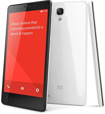 foto del cellulare Xiaomi Redmi Note Prime