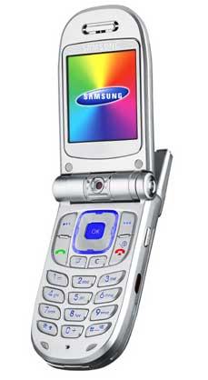 foto del cellulare Samsung Z107