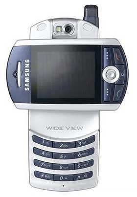 foto del cellulare Samsung Z130