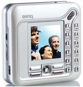 foto del cellulare BenQ Z2
