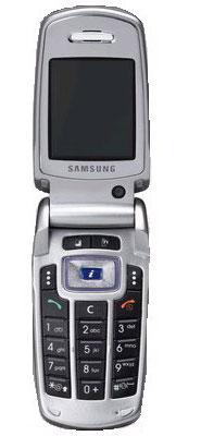 foto del cellulare Samsung Z500