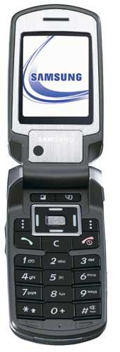 foto del cellulare Samsung Z520