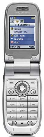 foto del cellulare Sony Ericsson Z525