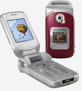 foto del cellulare Sony Ericsson Z530i