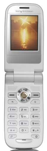 foto del cellulare Sony Ericsson Z550