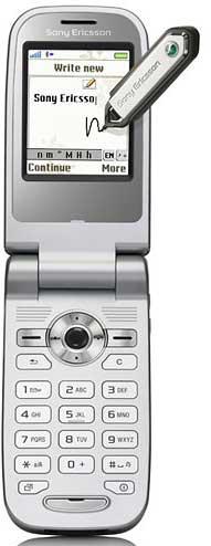 foto del cellulare Sony Ericsson Z558i