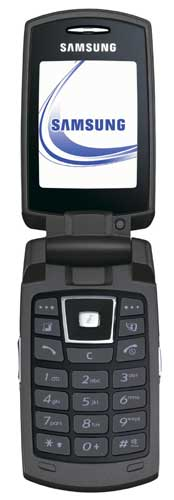 foto del cellulare Samsung Z560