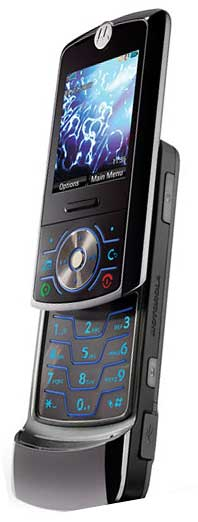 foto del cellulare Motorola RIZR Z6