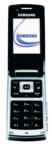 foto del cellulare Samsung Z710
