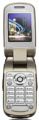 foto del cellulare Sony Ericsson Z710