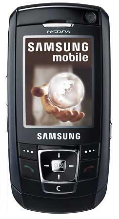 foto del cellulare Samsung Z720