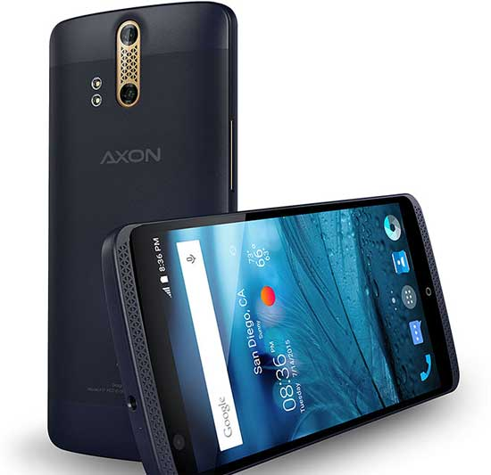 foto del cellulare Zte Axon Pro