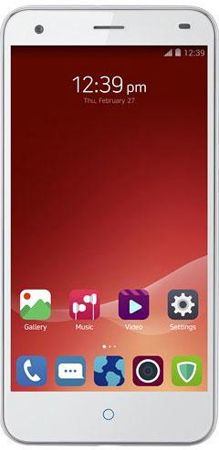 foto del cellulare Zte Blade S6 Plus