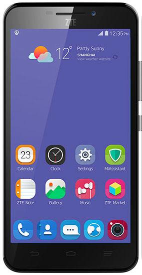 foto del cellulare Zte Grand S3