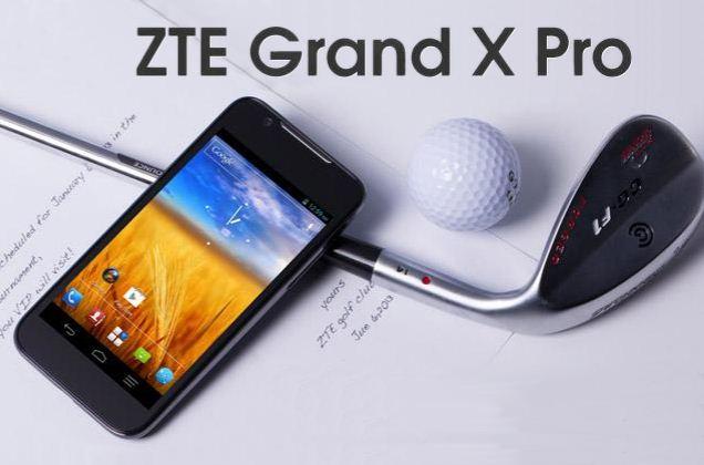 foto del cellulare Zte Grand X Pro