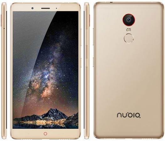 foto del cellulare Zte Nubia Z11 Max