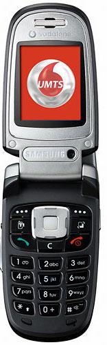 foto del cellulare Samsung ZV10
