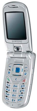 foto del cellulare Samsung ZV30